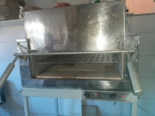 Vendo forno para pizzas - Foto 2