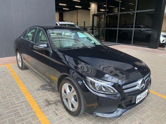 Mercedes C 180 Carro novo - unico dono - oportunidade