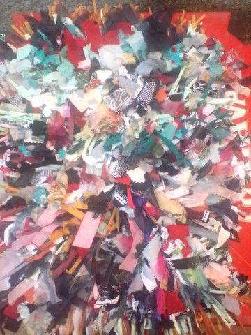 Tapetes artesanais tecidos a mão  - Foto 4