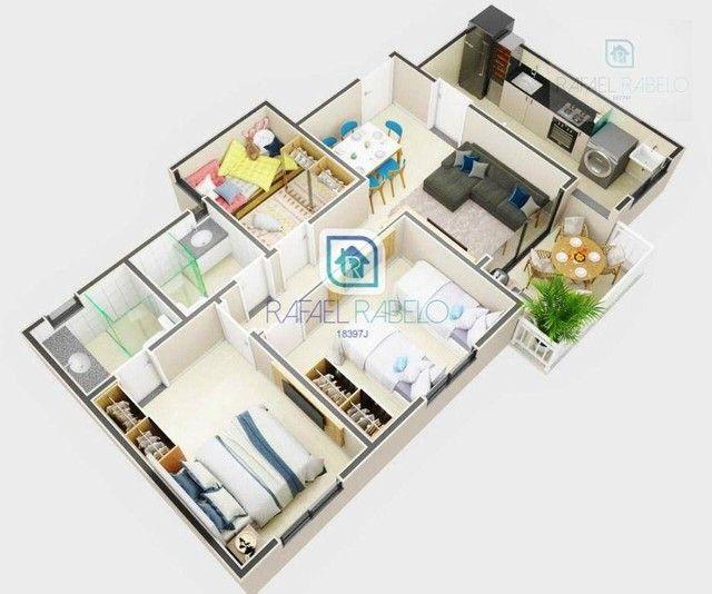 Eusébio - Apartamento Padrão - Amador - Foto 8