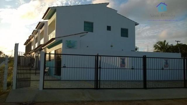 Duplex, linda vista para o mar - Praia de Carapibus