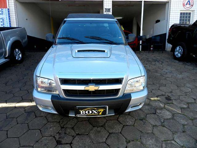 CHEVROLET S10 EXECUTIVE 2010/11 COMPLETONA  NEGOCIAMOS