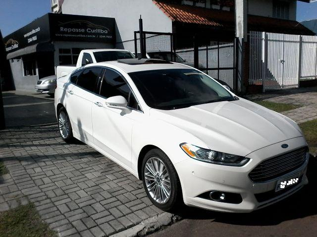 ford fusion titanium ecoboost awd 2016 carros vila izabel curitiba olx. Black Bedroom Furniture Sets. Home Design Ideas