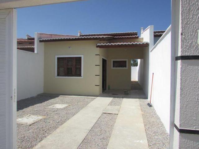 Casas novas 70m2 em pacajus a 50 metros da Br. 116 ao lado da Fabrica Malwee