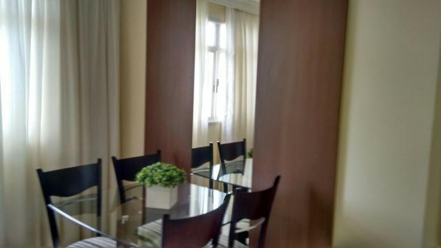 Vendo apartamento Bairro Tabuazeiro com 03 quartos, montado, gar, barato