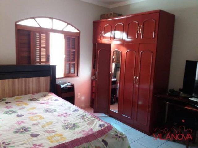 Casa com 4 dormitórios à venda, 150 m² por r$ 477.000 - residencial bosque dos ipês - são  - Foto 6