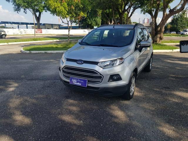 Oferta Imperdível! Ford EcoSport SE 1.6 AT Flex 2017 c/ apenas 22 mil km!