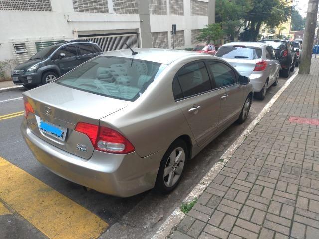 Civic 2009 LXS Automático - Foto 8