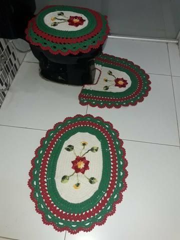 Peças em Crochê - Só escolher o modelo - Foto 5