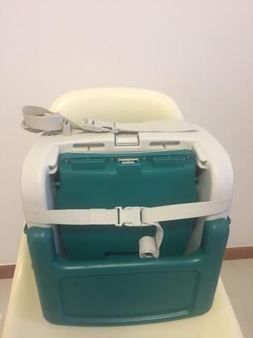 Cadeira de alimentação portátil - Chicco - Foto 6