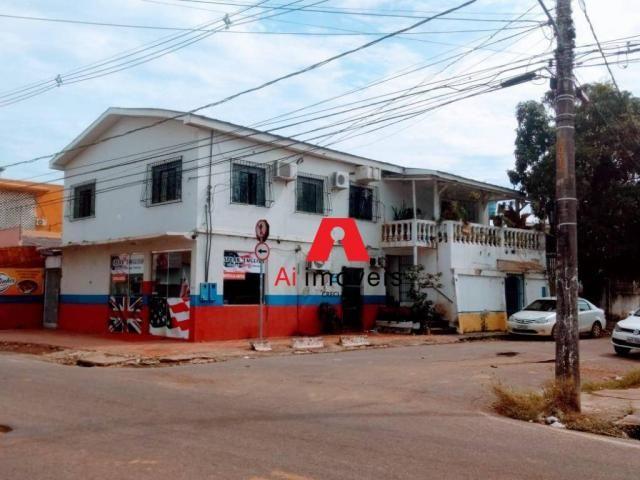 Ponto comercial na Rua Alvorada, Bairro Bosque
