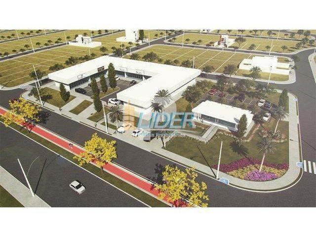 Terreno à venda com 0 dormitórios em Loteamento portal do vale ii, Uberlândia cod:24096 - Foto 4