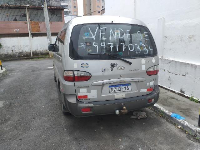 Van H1 Hyundai 12 lugares a Diesel - Foto 3