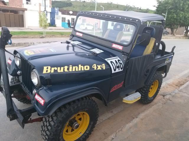 Jeep willys documentado - Foto 5