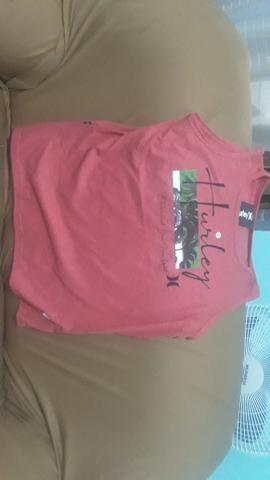 Camisas, Regatas e Bermudas