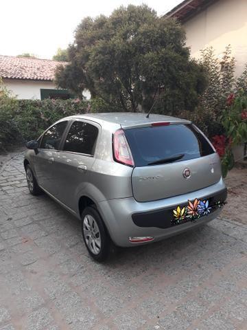 Fiat Punto Attractive 1.4 8V 2015 IMPECÁVEL! - Foto 2