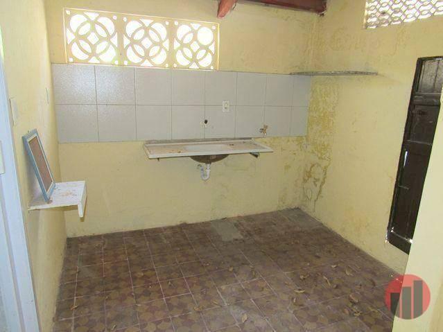 Casa para alugar, 100 m² por R$ 850,00 - Benfica - Fortaleza/CE - Foto 8