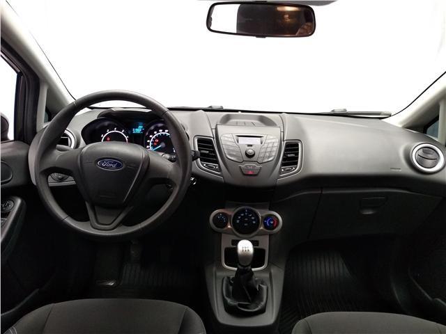 Ford Fiesta 1.6 se hatch 16v flex 4p manual - Foto 12