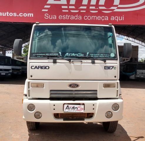 Ford Cargo 1317 Poli guindaste ano 2011 - Foto 6