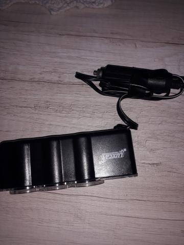 Adptador carregador automotivo - Foto 3