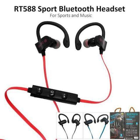 Fone de Ouvido Sport Bluetooth Original Android celular - Foto 6