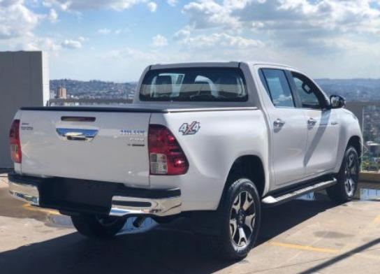 Toyota Hilux CDupla Srx 4x4 2.8 T Diesel Autom 2020