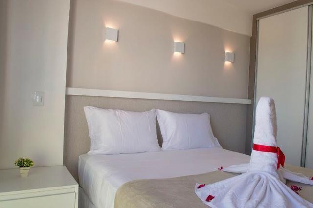 Apartamento em Ponta Negra - 40m² e Cobertura de 80m? - Vida Calma - Foto 4