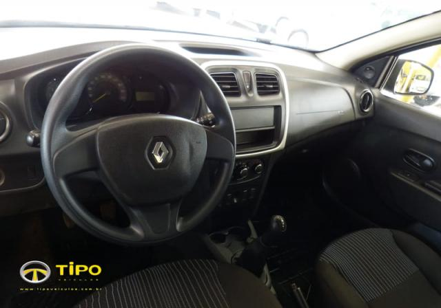 RENAULT SANDERO AUTHENTIQUE 1.0 2018 - Foto 11