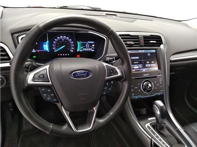 Ford Fusion 2.0 titanium fwd 16v gasolina 4p automático - Foto 13