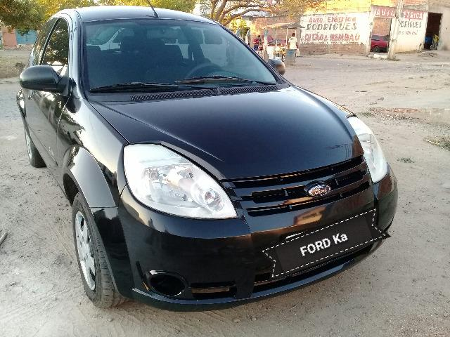 Ford ka ano 2010/2011