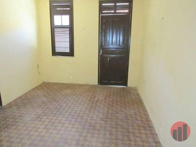 Casa para alugar, 100 m² por R$ 850,00 - Benfica - Fortaleza/CE - Foto 3