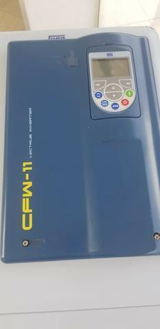 Inversor de frequência Weg (CFW11) - 150CV, 380-480V - Foto 3