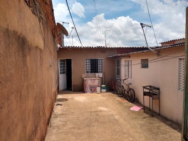 Casa Escriturada na QR 619 c/3 Qts + Barraco