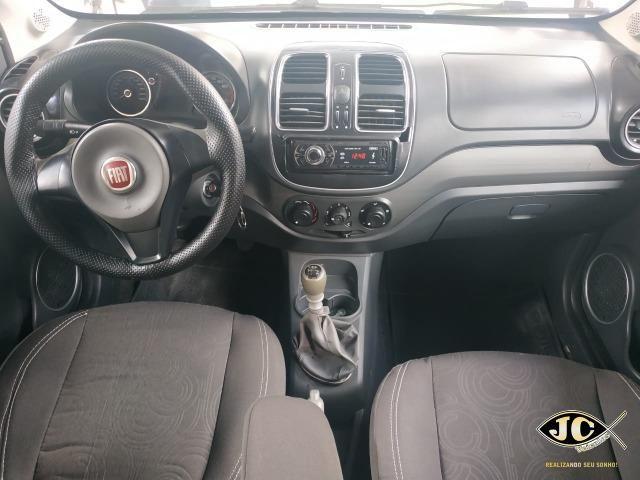 Fiat - Grand Siena Attractive 1.4 Flex Completo - 2013/2013 - Foto 4
