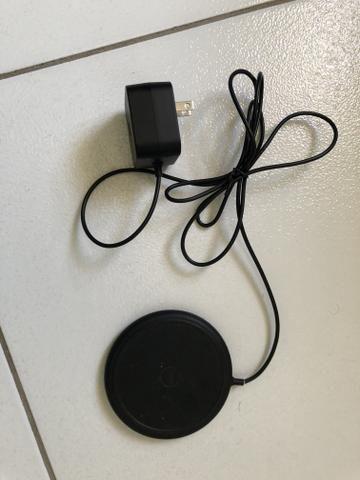 Carregador sem fio Iphone Semi Novo