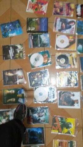 62 DVD variados valor de tudo 80 reais - Foto 3