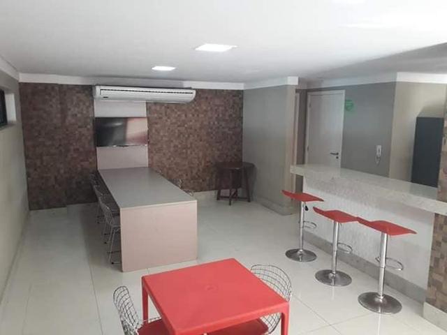 Excelente 2Qts com Varanda,Novo,Área de Lazer Completa, na Jatiúca - Foto 5