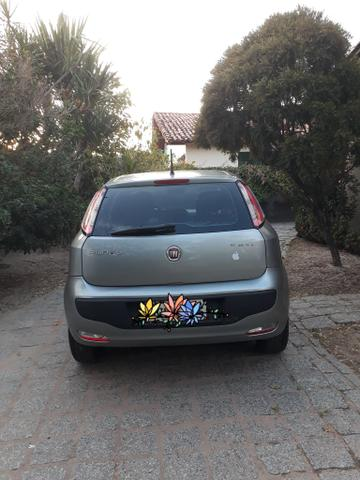 Fiat Punto Attractive 1.4 8V 2015 IMPECÁVEL! - Foto 4