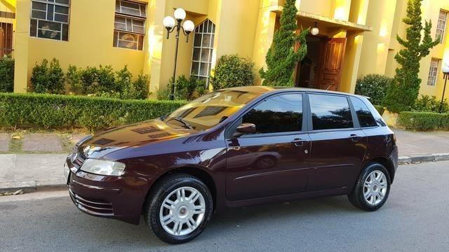 Fiat Stilo 1.8 8v Motor Chevrolet 2003 Bancos em Couro - Foto 3