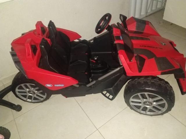 Carro e Moto infantil - Foto 2