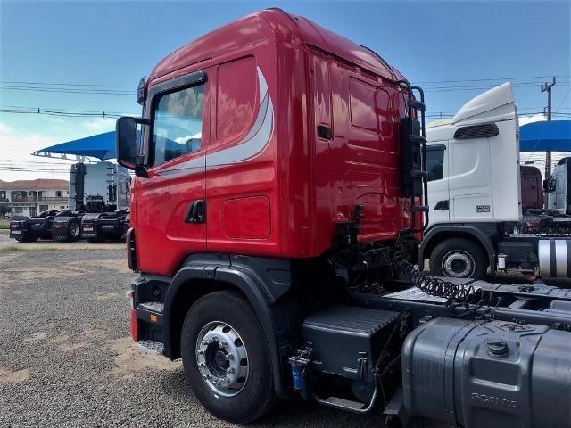 Scania 124 360 com carreta ls - Foto 4