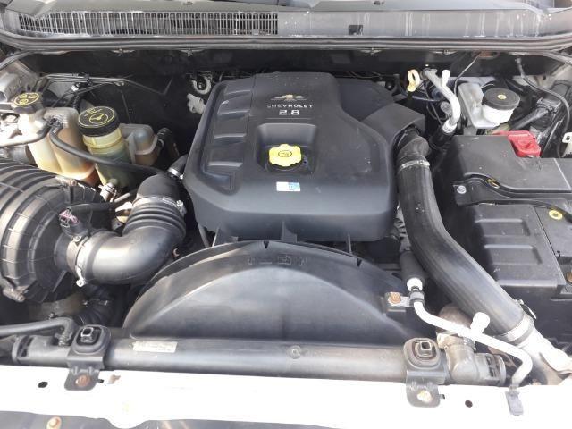 S10 2012/13 2.8 diesel branca 4x2 cab. simples - Foto 10