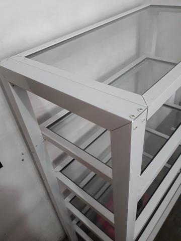 Estante de vidro - Foto 3