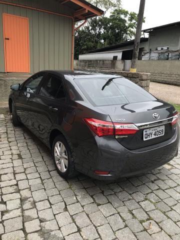 Corolla GLi 2017 automático