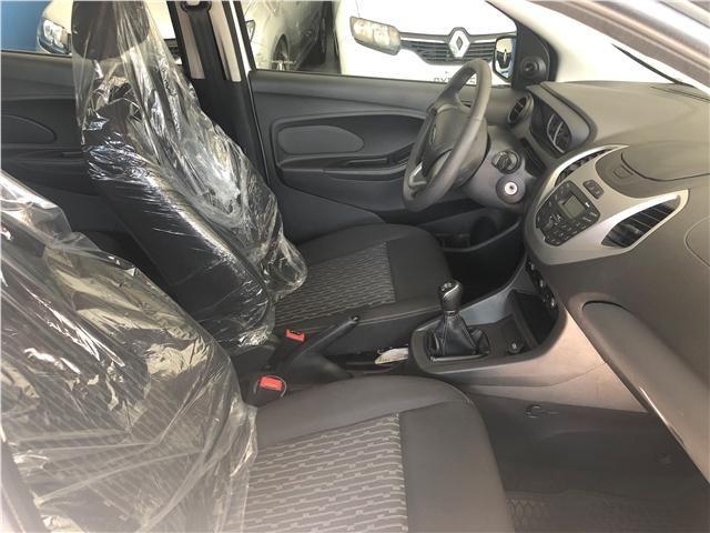 Ford Ka 1.5 sel 16v flex 4p manual - Foto 9