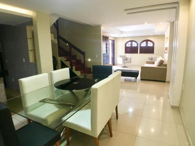 CA0859 Casa com 3 dormitórios à venda, 133 m² por R$ 440.000 - Sapiranga - Fortaleza/CE - Foto 4