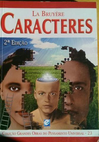 Caracteres - La Bruyere