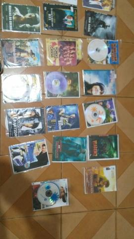 62 DVD variados valor de tudo 80 reais - Foto 2