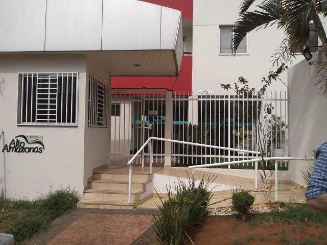 Apartamento com 3 dormitórios à venda, 73 m² - Parque Amazônia - Goiânia/GO