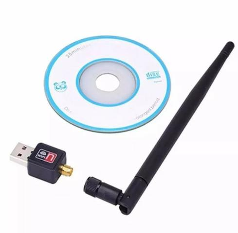 Adaptador Receptor Wireless Usb Wifi 1200mbps - Foto 3
